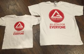 Gracie Barra Promotional T-Shirts