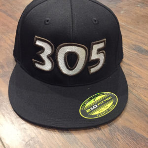 305 fitted hat