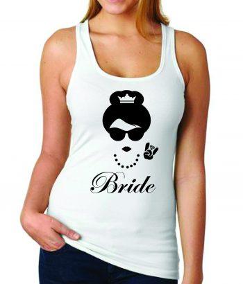 bride posse tank