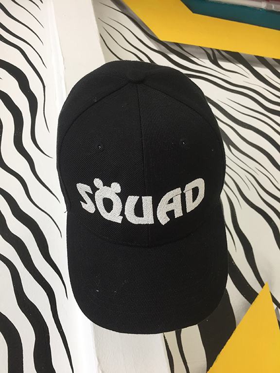 Squad Disney Hat Theme