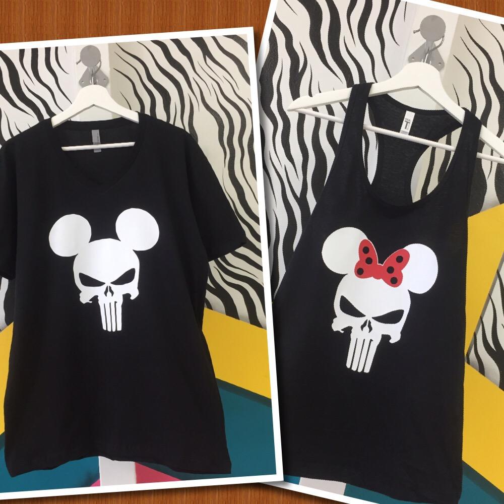 a5d6fd29 Punisher Disney T-Shirts