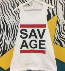 custom t-shirt savage