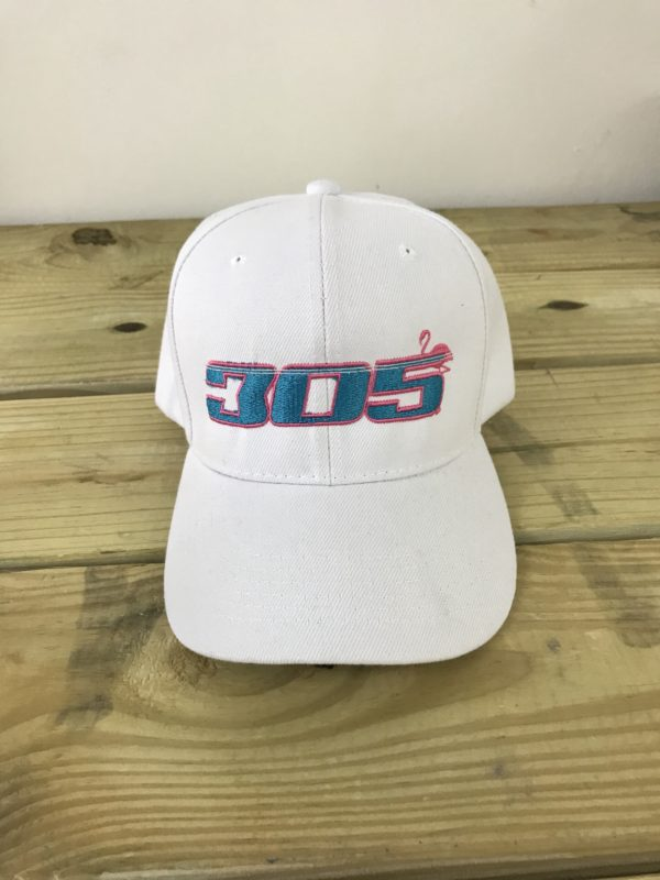 Miami Vice 305 hat
