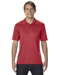 HOW DOES THE GILDAN POLO FIT: 2 CHOICES TO PICK FROM